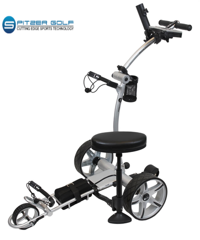 Spitzer RL 170 Lithium Remote Control Golf Trolley