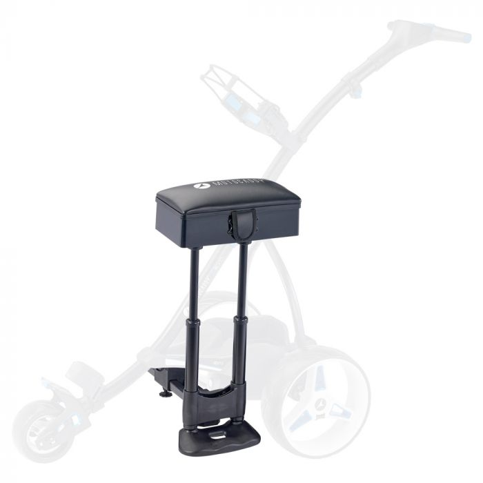 MotoCaddy Deluxe Storage Seat: S-Series
