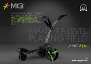 MGI Golf ZIP X5