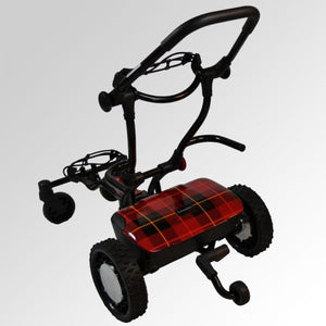 "CaddyTrek R2 Limited Edition ""POW MIA"" Remote Control and Follow Lithium Trolley (Free Accessories and Shipping)"
