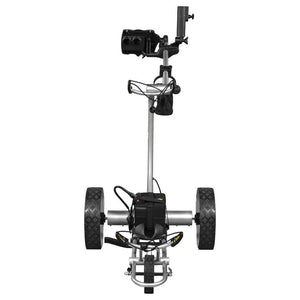 Bat-Caddy X4 Pro Dual Motor Non-Remote Golf Caddy (Free Accessories and Shipping)