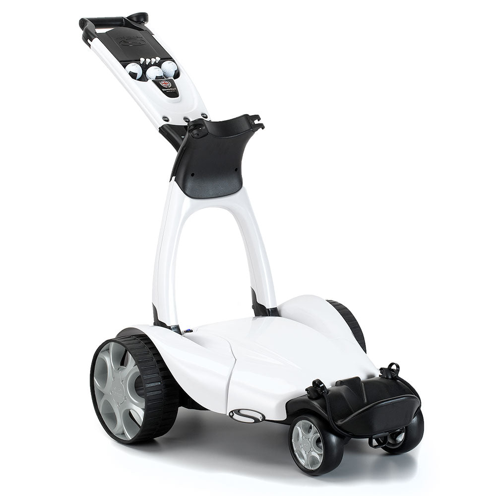 Stewart Golf X9 Follow You Remote Control Trolley (Free Accessories and Shipping)