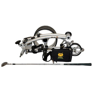 Bat-Caddy X4 Sport Electric Golf Trolley (Free Accessories and Shipping)