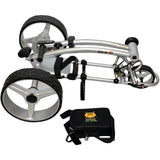 Bat-Caddy X4 Classic Electric Golf Trolley (Free Accessories and Shipping)