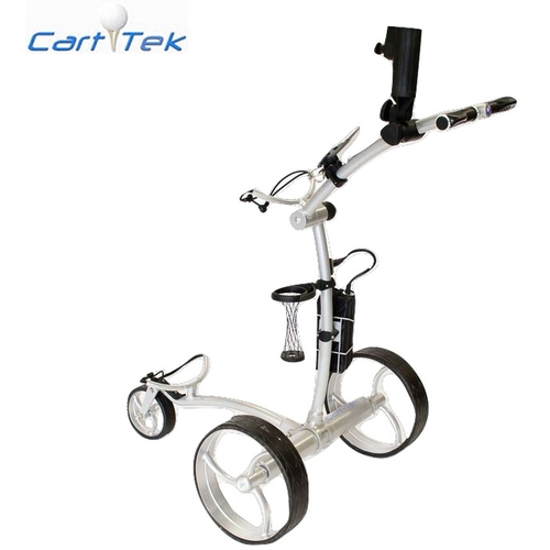 Cart Tek GRi-975Li Dual Motor Lithium Golf Caddy (Free Accessories and Shipping)