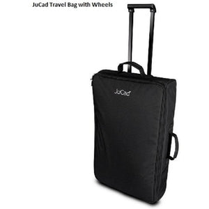 JuCad Carbon Travel Lithium Remote Control Electric Caddy (Free accessories)