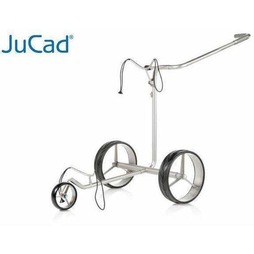 JuCad Drive Light Non-Remote Stainless Steel Lithium Caddy