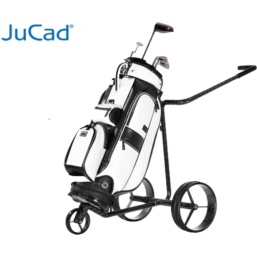 JuCad Carbon Drive Lithium Electric Remote Control Caddy (Free accessories)