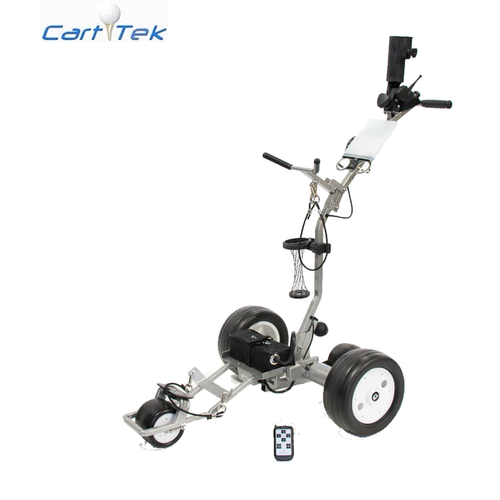 Cart-Tek GRi-1350LH Lithium Remote Control Golf Caddy  (Free Accessories and Shipping)