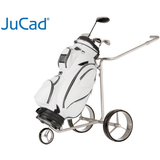JuCad Drive SL Travel Lithium Stainless Steel Remote Control Caddy (Free accessories)