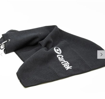 Cart-Tek Microfiber Golf Towel