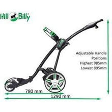 Load image into Gallery viewer, Hillbilly Electric Golf Caddy With Free Accessories And Shipping