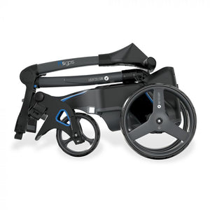 Motocaddy M5 GPS DHC Electric Trolley