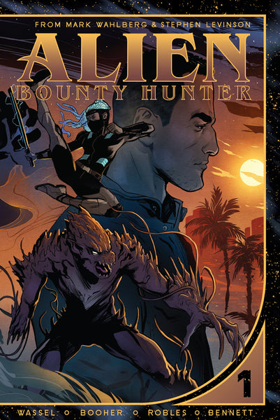 Alien Bounty Hunter (DIGITAL BOOK)