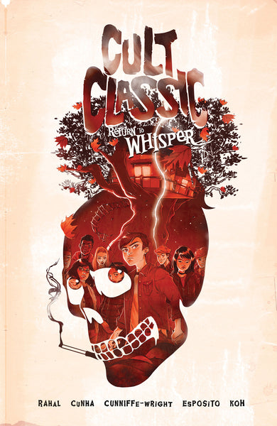 Cult Classic: Return to Whisper, No. 1 (Free eBook)