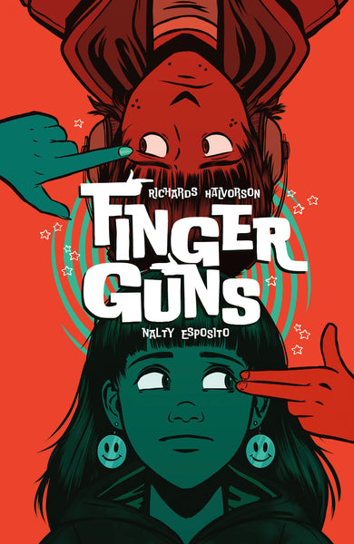 Finger Guns (eBook)