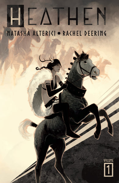 Heathen, Vol. 1 (eBook)