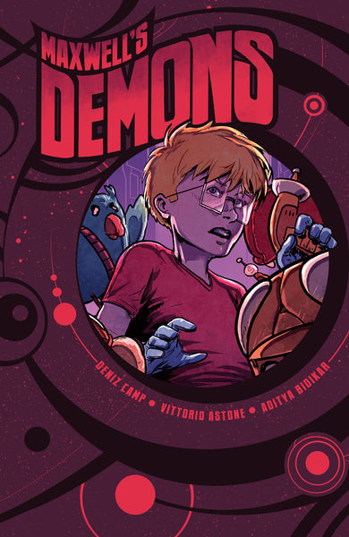 Maxwell's Demons, No. 1 (Free eBook)