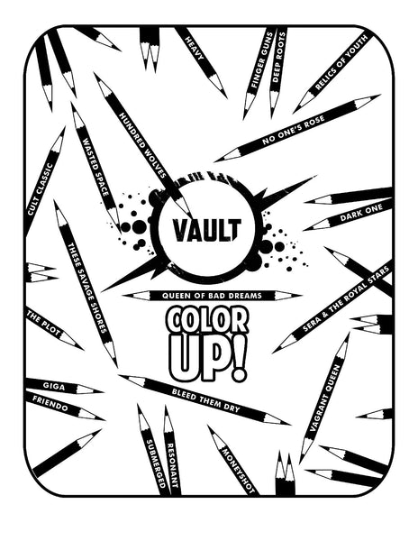 Vault Color Up! #1