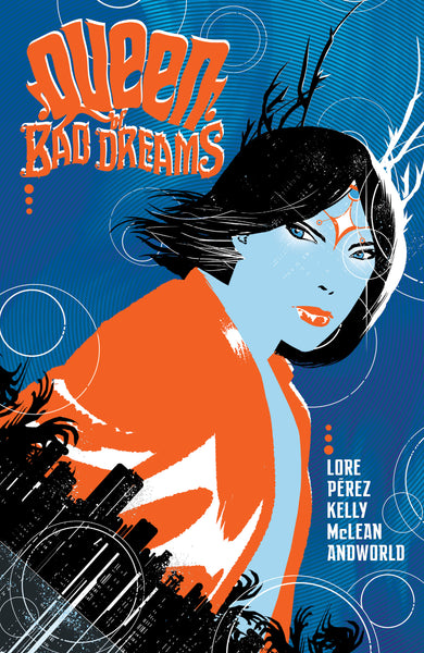 Queen of Bad Dreams (eBook)