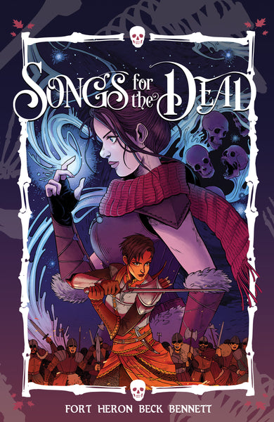 Songs for the Dead, No. 1 (Free eBook)