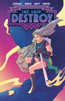 She Said Destroy (eBook)