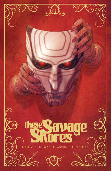 These Savage Shores (eBook)