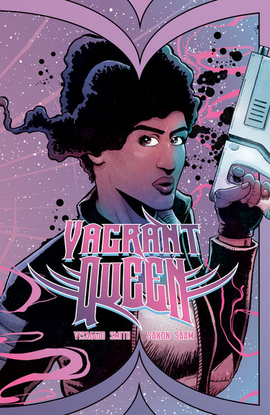 Vagrant Queen, No. 1 (Free eBook)