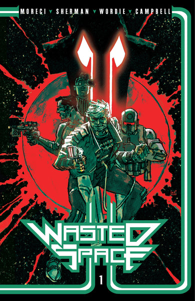 Wasted Space, Vol. 1 (eBook)