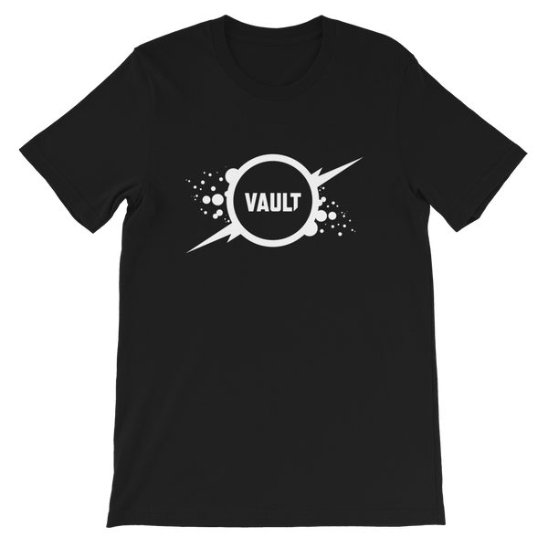 Vault (Lightning Bolt) Unisex T-Shirt
