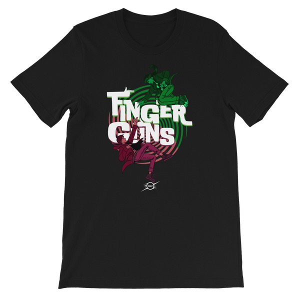 Finger Guns Unisex T-Shirt