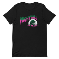 Nightfall (Green & Pink) Short-Sleeve Unisex T-Shirt