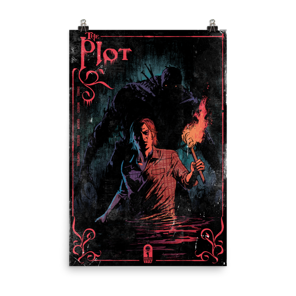 The Plot One Sheet (24X36) Poster
