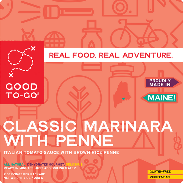 Good To-Go® Classic Marinara with Penne