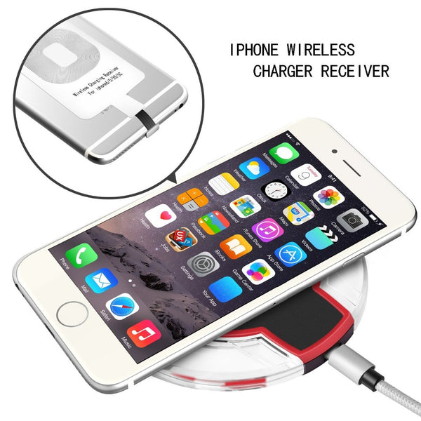 Universal QI Wireless Phone Charger Charging Pad For iphone 6 plus