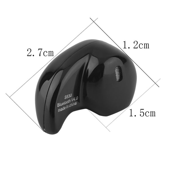 Universal Wireless Bluetooth Stereo In-Ear Earphone