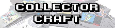 Collector Craft Retro Gaming and DIY Video Game Consoles
