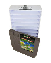 NES Game Organizer, Dust Cover, Cartridge Holder - Collector Craft