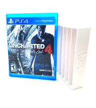 PS4 Game Organizer, Game Holder - Collector Craft