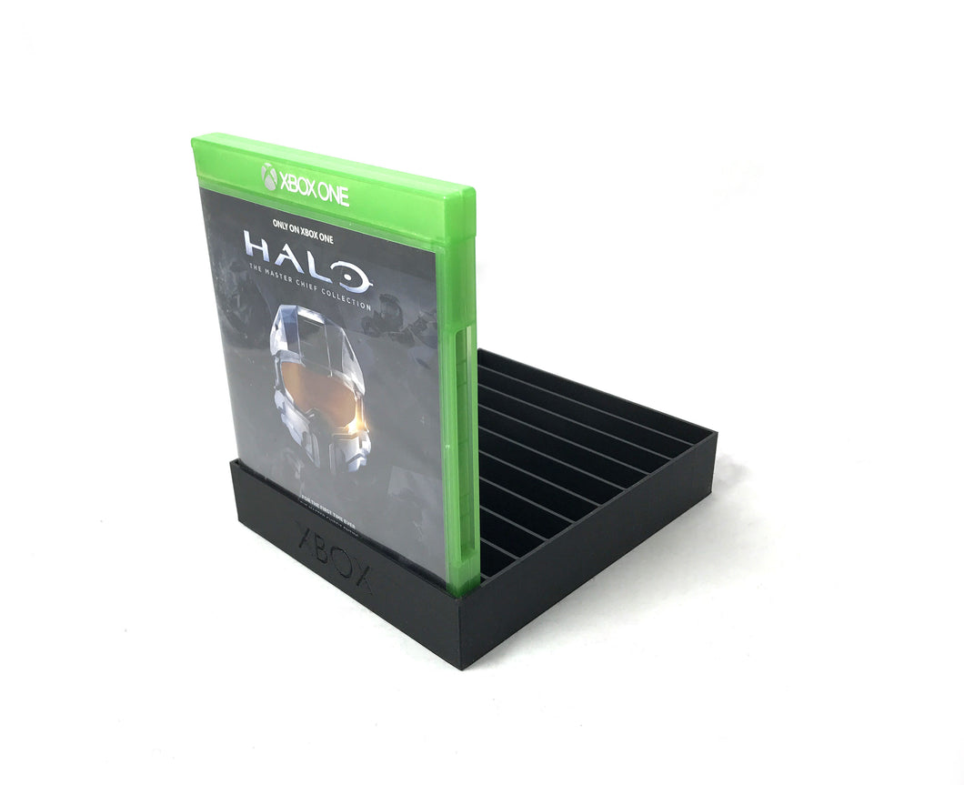 Black Xbox One Game Tray - Collector Craft
