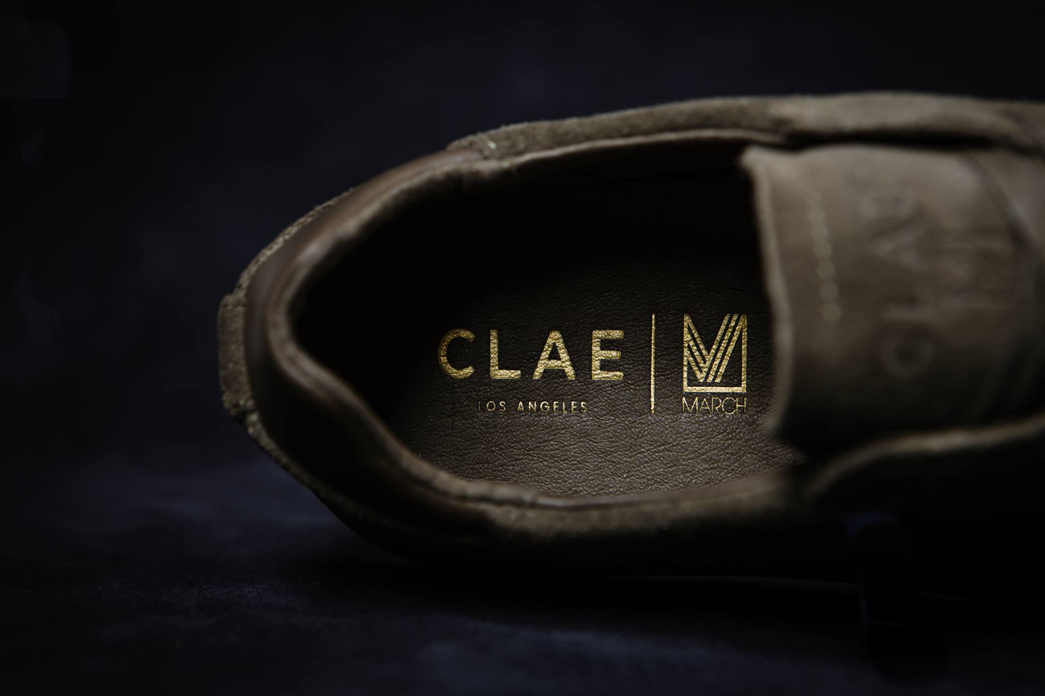sneaker watch collab clae and march timepieces limited edition on thedrop