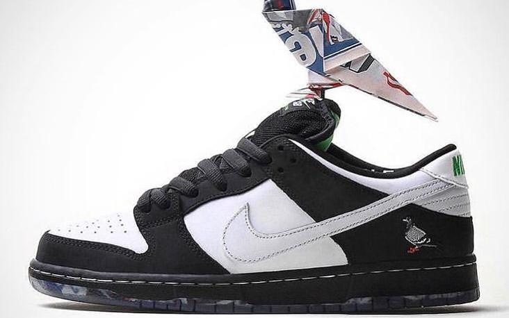 staple pigeon nike sb sneaker collab thedrop
