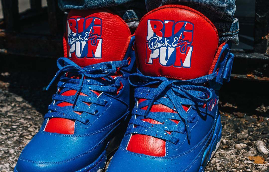 ewing big pun puerto rico sneaker collab limited edition drop release on thedrop