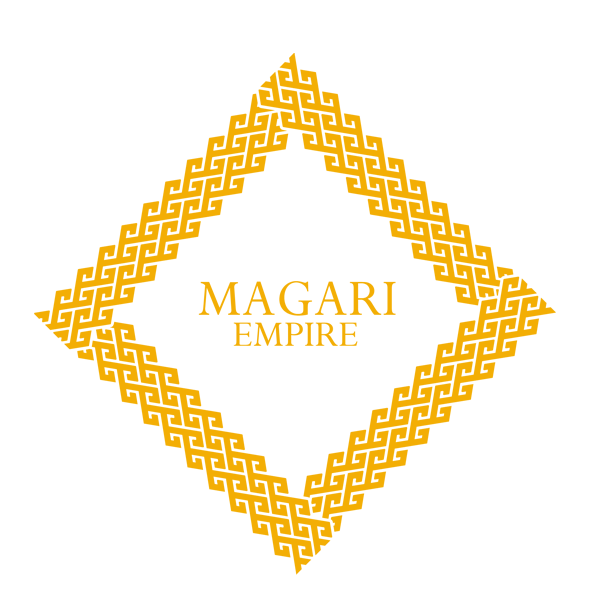 gold and silver rope bracelets for men and for women by magari empire jewelry brand on thedrop