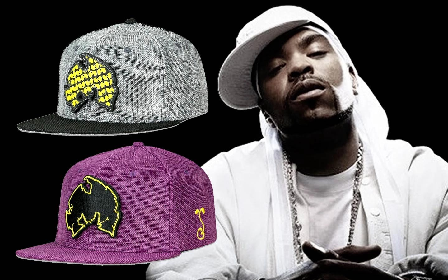 method man hat collab with grassroots california on thedrop wutang for ever