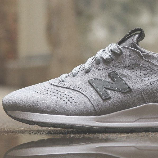 The New Balance 997 Gets a Deconstructed Look