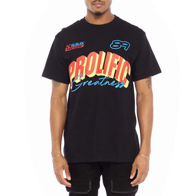 8 9 Clothing Co. prolific t shirt black tees TheDrop