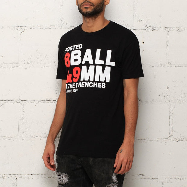 8 9 MFG Co. 8 ball t shirt bred tees TheDrop