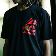 8 9 MFG Co. baghdad surf t shirt black tees TheDrop
