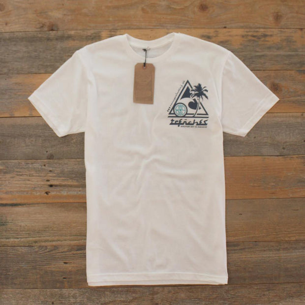 8 9 MFG Co. baghdad surf t shirt white tees TheDrop
